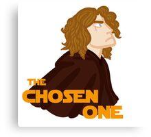 Anakin Skywalker: The Chosen One Canvas Print