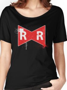 Red Ribbon Army Women's Relaxed Fit T-Shirt