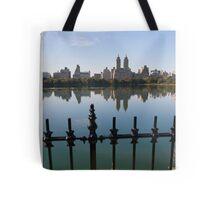 Lago Central Park Tote Bag