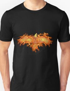 Flaming Crow ~ Game of Thrones T-Shirt