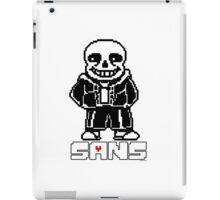 Sans (Undertale) iPad Case/Skin
