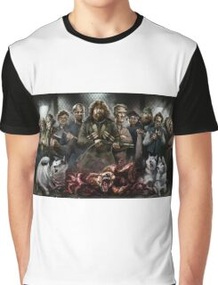 The Thing: Outpost 31 Graphic T-Shirt