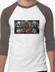 The Thing: Outpost 31 Men's Baseball ¾ T-Shirt