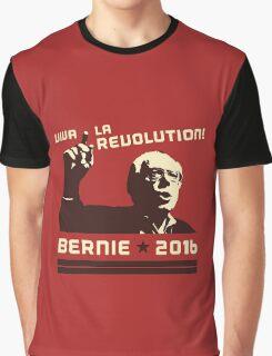 #FeelTheBern Graphic T-Shirt
