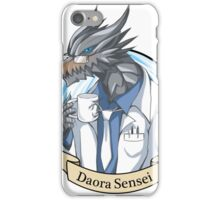 Daora Sensei iPhone Case/Skin