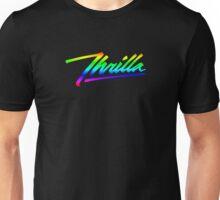 Thrilla Rainbow Unisex T-Shirt
