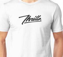 Thrilla Black Unisex T-Shirt