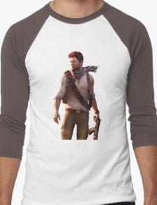 Uncharted - Nathan Drake Men's Baseball ¾ T-Shirt
