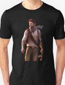 Uncharted - Nathan Drake Unisex T-Shirt
