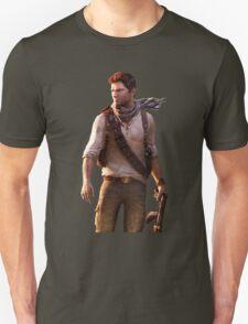 Uncharted - Nathan Drake Unisex T-Shirt