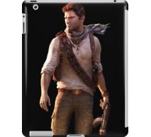Uncharted - Nathan Drake iPad Case/Skin