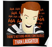 Laughter is Contagious Poster