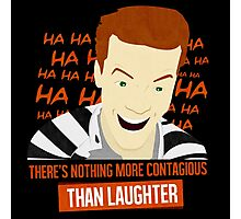 Laughter is Contagious Photographic Print
