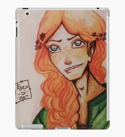 Elf iPad Case/Skin