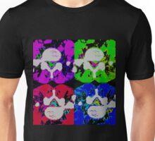 COLOURED HERNIATED DISCS Unisex T-Shirt