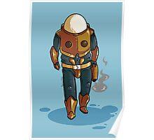 Risk of Rain Commando Poster