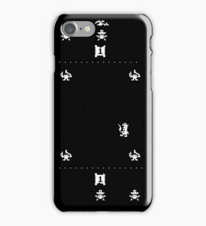 Nintendo Sheriff Arcade Game iPhone Case/Skin