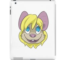 Mousey Mouse iPad Case/Skin