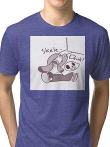 skele - dunk Tri-blend T-Shirt