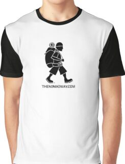 Men's Graphic T-Shirts (Black on..) The Nomad Way Graphic T-Shirt
