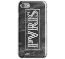 Pvris III iPhone Case/Skin