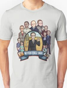 Better call saul characters T-Shirt
