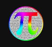 Rainbow Gradient Pi Day Tees, Gifts Unisex T-Shirt