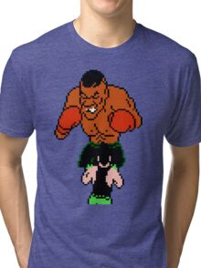 Punch out Tri-blend T-Shirt