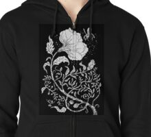 Abuzz Zipped Hoodie