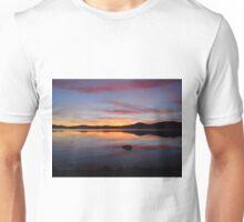 Tahoe Sunset Unisex T-Shirt