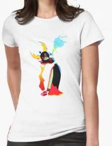 Lord Dominator  Womens Fitted T-Shirt