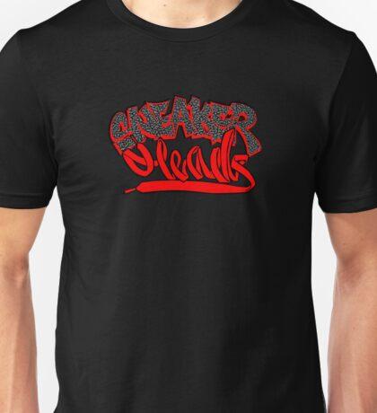 Sneakerheads- Cement Unisex T-Shirt