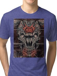 DOOM Icon Of Sin Tri-blend T-Shirt