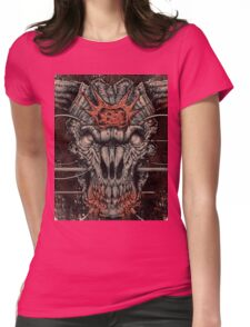 DOOM Icon Of Sin Womens Fitted T-Shirt