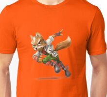 Star Fox - Fox McCloud Unisex T-Shirt