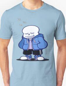 Undertale Sans sleeping shirt. T-Shirt