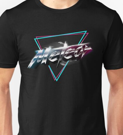"Meteor - ""Parallel Lives"" album artwork Unisex T-Shirt"
