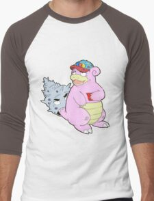 Brah The Slobro Men's Baseball ¾ T-Shirt