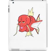 Magikarp squidward iPad Case/Skin