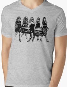 Disappearance Of Alison Mens V-Neck T-Shirt