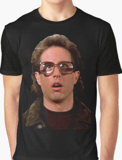 Jerry Wearing Glasses To Fool Lloyd Braun Graphic T-Shirt