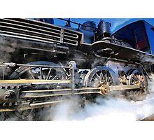 TRAINS Photographic Print