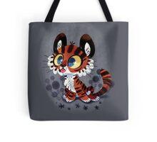 Derpy Tiger Cub Tote Bag