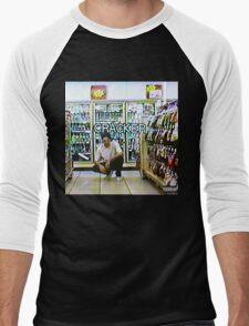 Bones- Cracker Men's Baseball ¾ T-Shirt