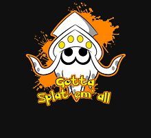 Gotta Splat em' all! Orange Unisex T-Shirt
