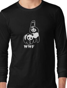 WWF Panda Long Sleeve T-Shirt