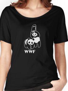 WWF Panda Women's Relaxed Fit T-Shirt