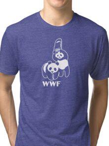WWF Panda Tri-blend T-Shirt