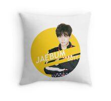 Circle Jaebum Throw Pillow