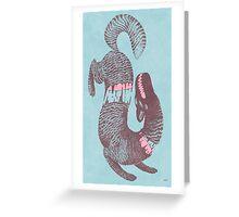 Dysphoria Greeting Card